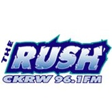 CKRW The Rush 96.1 FM
